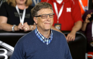 Bill gates topped the rating of the richest people in the world by Forbes