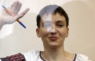 In the Kremlin do not consider it permissible for themselves to comment on the case Savchenko