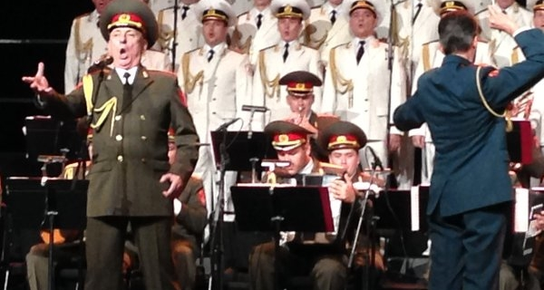In Estonia have forbidden the performance of the ensemble of the Russian army in Tallinn