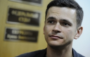 The Ombudsman requests to restrict Ilya Yashin access to Twitter