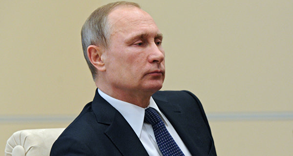 Putin: the lessons of War is important for the strengthening of peace and trust among Nations