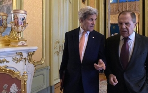 "Kerry called productive dialogue with ""important partner"" Lavrov"