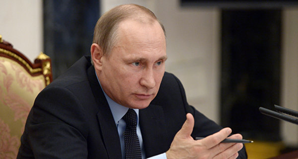 Putin submitted to the state Duma for ratification the agreement with South Ossetia on the state border