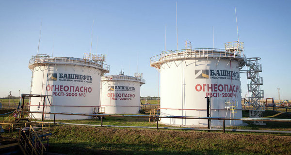 """""""Bashneft"""" has increased sales of crude oil in the domestic market for 95.6% of"""
