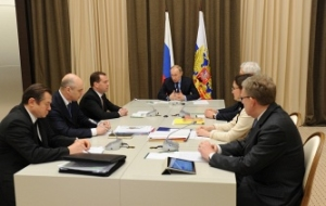 Sands: night meeting on the economy, Putin was not an emergency
