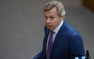 Pushkov: calls Russophobes of the European Parliament for new sanctions absurd