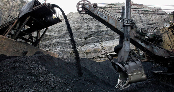 "The shift on the section ""apsat Deposit"" shipped a record 5 thousand cubic meters of coal"