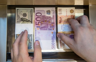 The Ministry of Finance: contingency Fund for February increased to 3,747 trillion rubles