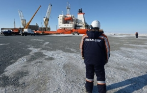 Sovcomflot will receive the first tanker for Yamal LNG in the fall