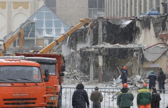 To Headquarters on business protection of the Moscow turned 25 businessmen affected by the demolition of unauthorized construction