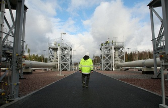 """""""Rosneft"""" expects to receive a gas export capacity to Europe"""