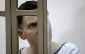 Savchenko went on hunger strike
