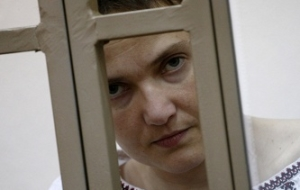 Savchenko says that is not guilty of the deaths of journalists, and threatens to dry hunger strike