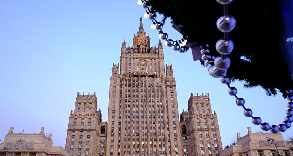 The foreign Ministry on new sanctions Canada: from the Russian side will be followed by countermeasures
