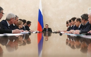 "Mr Medvedev and Mr Sechin discussed the participation of Indian companies in projects of ""Rosneft"""