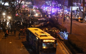The Russian foreign Ministry has no information about what the terrorist attack in Ankara suffered citizens of Russia