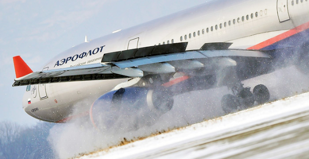 """The Ministry of transport told about the risks of loss of state control in """"Aeroflot"""""""
