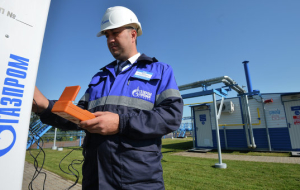 """Gazprom"" waits for prey along the Eastern program in 10-16 billion cubic meters per year"