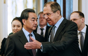 Relations between Russia and China are at their peak