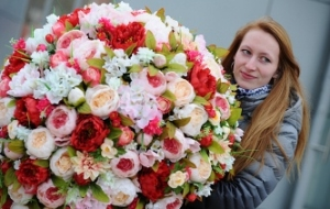 Experts: flowers in Russia for the year due to the devaluation of the ruble has risen by at least 20%