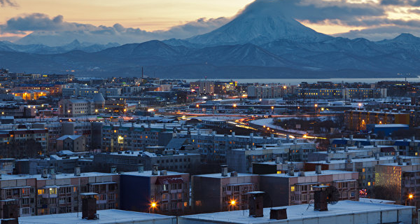 "Sanatorium ""Pearl of Kamchatka"" was among the residents TOR"