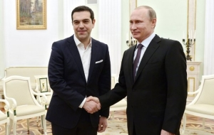 Putin and Tsipras have agreed on the upcoming Russian-Greek contacts