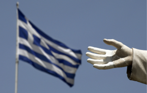 Greece has promised by may to negotiate with creditors