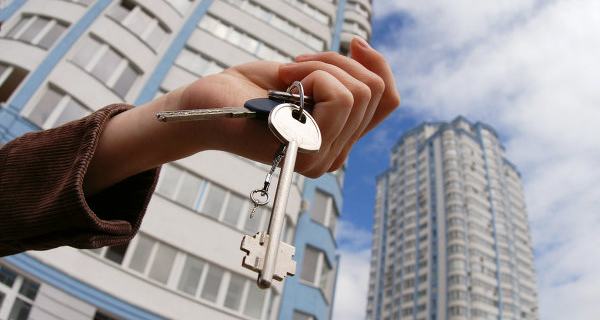 """Half of the shareholders of """"SU-155"""" will receive apartments in 2016"""