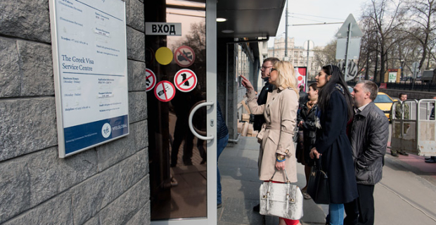 In the Greek foreign Ministry has denied mass failure of Russian tourists due to the non-issuance of visas