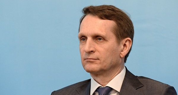 Naryshkin: governors can lead the list ER on elections in the state Duma