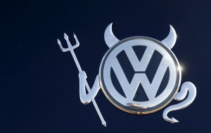 Became aware of the decision of Volkswagen to compensate for $1 billion after diesel scandal