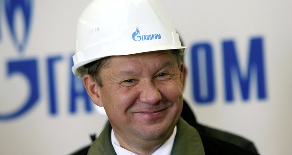 Miller: Gazprom and OMV ahead of new plans