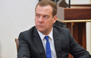 Medvedev instructed to renew predamage to the end of 2017