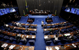 In the name of Brazil: declared that the impeachment of President Dilma Rousseff