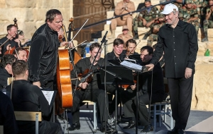 """The Western media called the concert in Palmyra demonstration of """"soft power"""""""