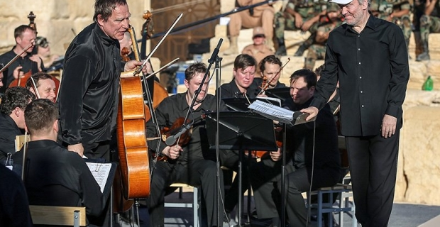 "The Western media called the concert in Palmyra demonstration of ""soft power"""