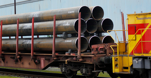 """Gazprom"" acknowledged 53 billion of write-downs on the ""South stream"""