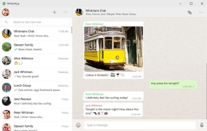 WhatsApp has launched a desktop application