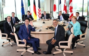Japanese Prime Minister warned the G7 on the Parallels with the 2008 crisis
