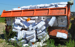 """The volume of smuggling """"sanctions"""" in Russia has exceeded 5 thousand tons"""