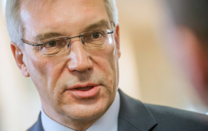 "Grushko promised not to allow of turning the Black sea into a ""NATO lake"""