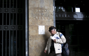 In the European Union advised me to change a third of the heads of Greek banks