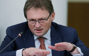 "Boris Titov has proposed to postpone the new amendments to the law ""On trade"""