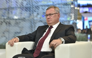"Andrey Kostin : ""We need to be privatised"""