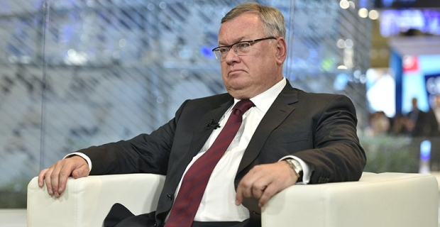 """Andrey Kostin : """"We need to be privatised"""""""