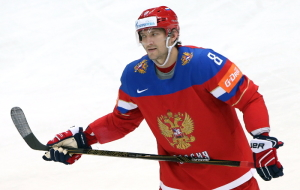 Ovechkin made one of the most expensive advertising contracts in Russia