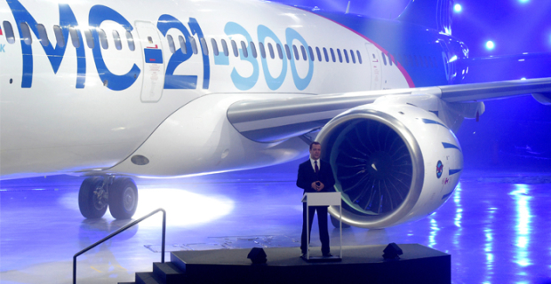 """Corporation """"Irkut"""" has received orders for more than 150 boards MS-21"""