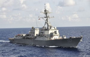 Russia said about dangerous rapprochement of the US destroyer with a Russian ship