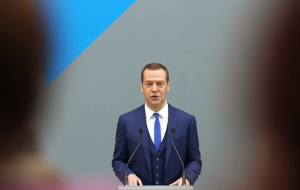 Medvedev extended predamage for the West until the end of 2017