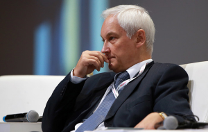 "Belousov called nonsense the Rosneft participation in the privatization of ""Bashneft"""